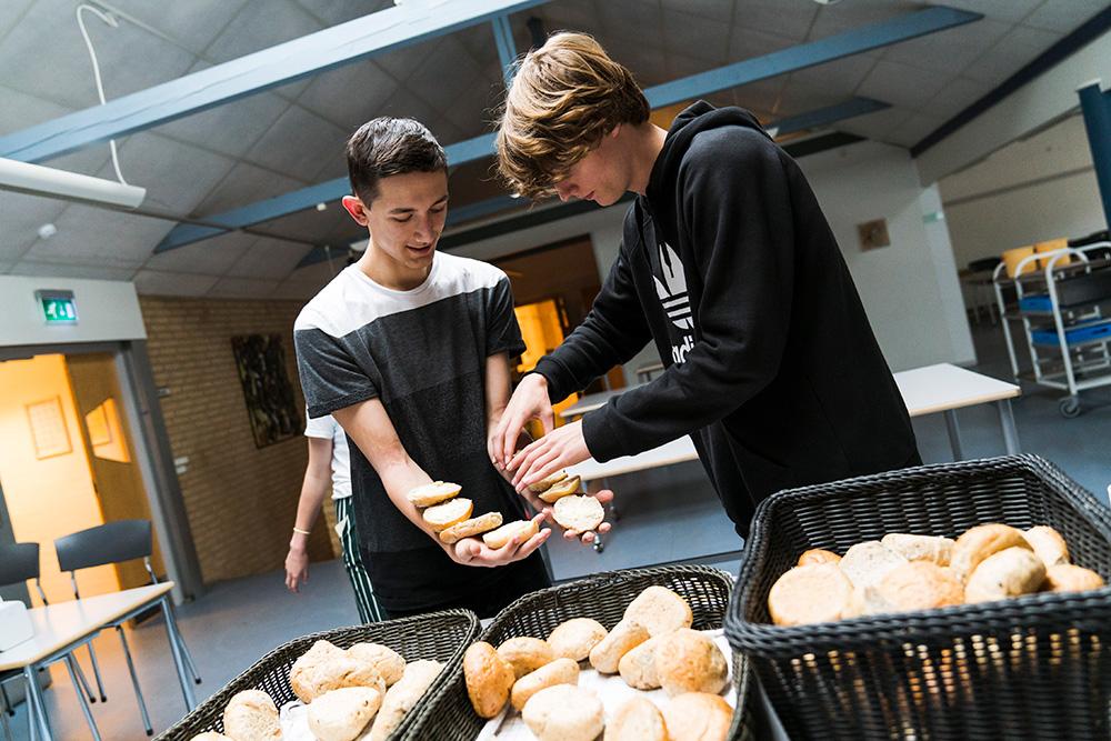 Kost på Skals Efterskole