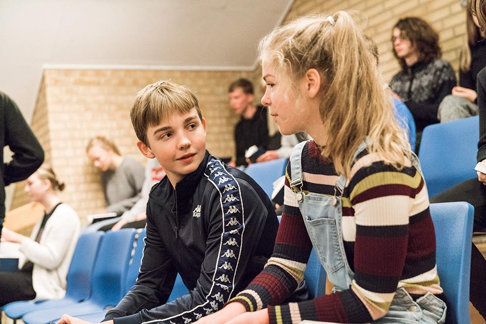 Rammer og regler på Skals Efterskole