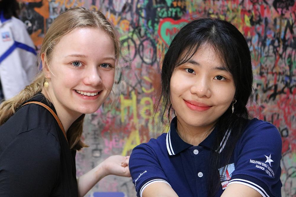 Efterskole med rejse til Vietnam