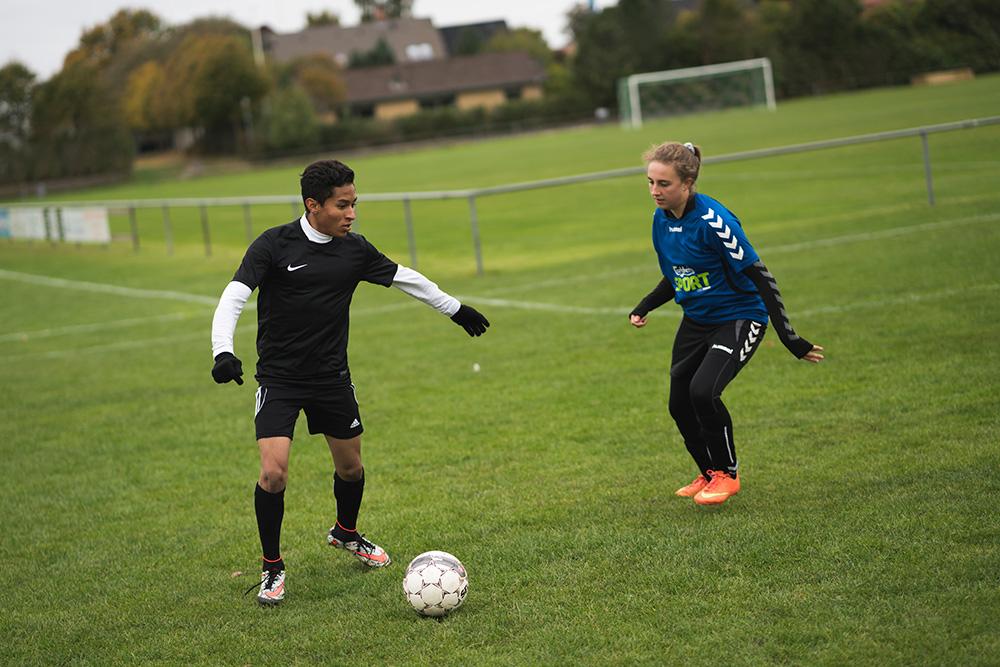 Fodbold på Skals Efterskole
