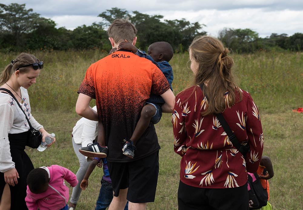 Rejse Efterskole Zimbabwe