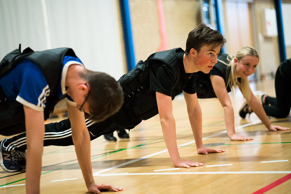 Esport som profilfag på efterskole