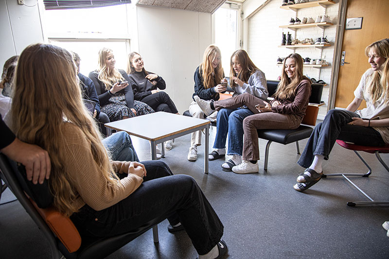 Elevdemokrati på Skals Efterskole