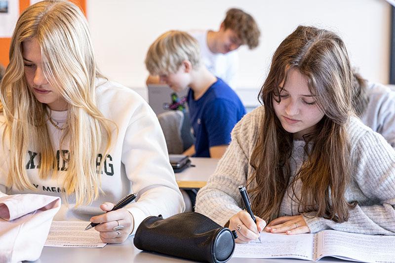Undervisningsmiljøet på Skals Efterskole